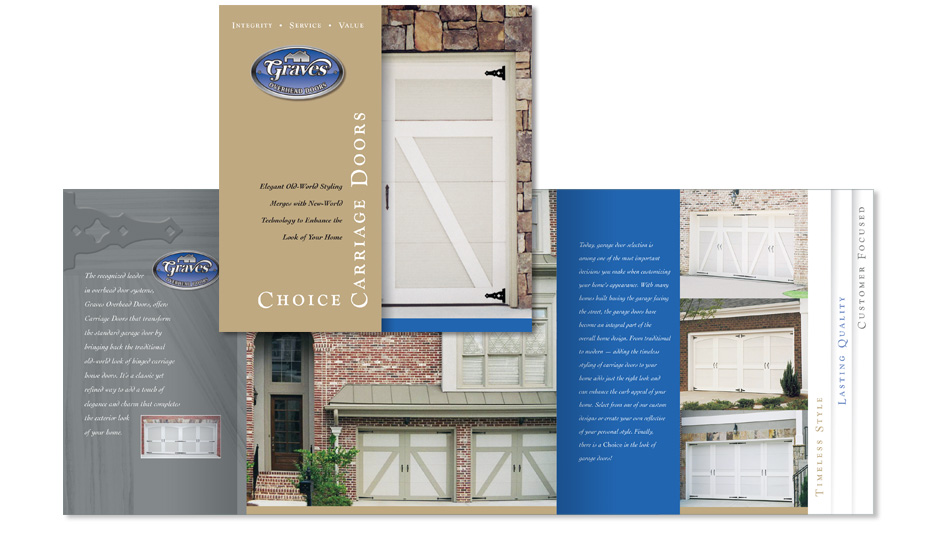 Graves Overhead Doors | Product Brochure